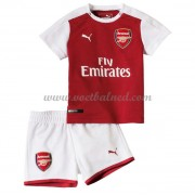 Voetbaltenue Kind Arsenal 2017-18 Thuisshirt..