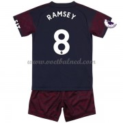 Voetbaltenue Kind Arsenal 2018-19 Aaron Ramsey 8 Uitshirt..