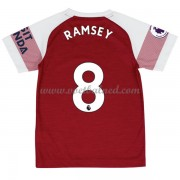 Voetbaltenue Kind Arsenal 2018-19 Aaron Ramsey 8 Thuisshirt..