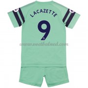 Voetbaltenue Kind Arsenal 2018-19 Alexandre Lacazette 9 Third Shirt..