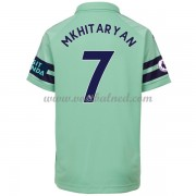 Voetbaltenue Kind Arsenal 2018-19 Henrikh Mkhitaryan 7 Third Shirt..