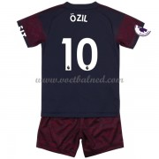 Voetbaltenue Kind Arsenal 2018-19 Mesut Ozil 10 Uitshirt..