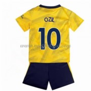 Voetbaltenue Kind Arsenal 2019-20 Mesut Ozil 10 Uitshirt