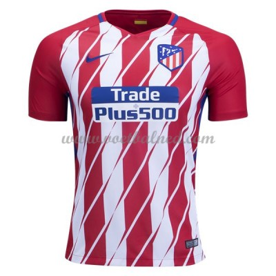 Voetbalshirts Clubs Atletico Madrid 2017-18 Thuisshirt
