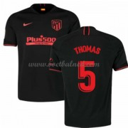 Voetbalshirts Clubs Atletico Madrid 2019-20 Thomas Partey 5 Uitshirt