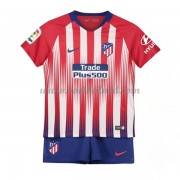 Voetbaltenue Kind Atletico Madrid 2018-19 Thuisshirt