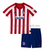 Voetbaltenue Kind Atletico Madrid 2019-20 Thuisshirt