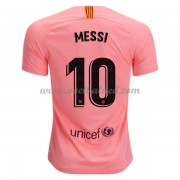 Voetbalshirts Clubs Barcelona 2018-19 Lionel Messi 10 Third Shirt