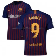 Voetbalshirts Clubs Barcelona 2018-19 Luis Suarez 9 Thuisshirt..