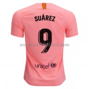 Voetbalshirts Clubs Barcelona 2018-19 Luis Suarez 9 Third Shirt..