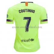 Voetbalshirts Clubs Barcelona 2018-19 Philippe Coutinho 7 Uitshirt..