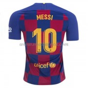 Voetbalshirts Clubs Barcelona 2019-20 Lionel Messi 10 Thuisshirt