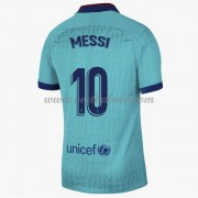 Voetbalshirts Clubs Barcelona 2019-20 Lionel Messi 10 Third Shirt