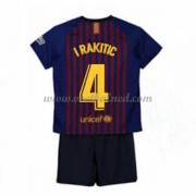 Voetbaltenue Kind Barcelona 2018-19 I. Rakitic 4 Thuisshirt..