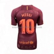 Goedkope Voetbalshirts Dames Barcelona 2017-18 Lionel Messi 10 Third Shirt..