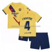 Voetbaltenue Kind Barcelona 2019-20 I. Rakitic 4 Uitshirt..