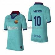 Voetbaltenue Kind Barcelona 2019-20 Lionel Messi 10 Third Shirt
