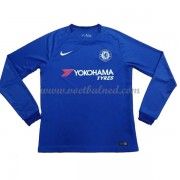Voetbalshirts Clubs Chelsea 2017-18 Thuisshirt Lange Mouw..