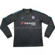 Voetbalshirts Clubs Chelsea 2017-18 Third Shirt Lange Mouw..