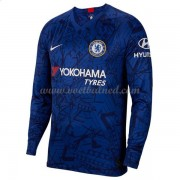 Voetbalshirts Clubs Chelsea 2019-20 Thuisshirt Lange Mouw..