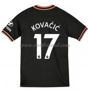 Voetbalshirts Clubs Chelsea 2019-20 Mateo Kovacic 17 Third Shirt..
