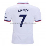 Voetbalshirts Clubs Chelsea 2019-20 NGolo Kante 7 Uitshirt..