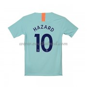 Voetbaltenue Kind Chelsea 2018-19 Eden Hazard 10 Third Shirt