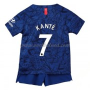 Voetbaltenue Kind Chelsea 2019-20 NGolo Kante 7 Thuisshirt