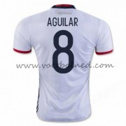 Voetbaltenue Colombia Nationale Elftal 2016 Abel Aguilar 8 Thuisshirt..