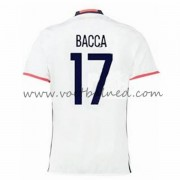 Voetbaltenue Colombia Nationale Elftal 2016 Carlos Bacca 17 Thuisshirt..