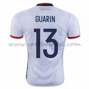 Voetbaltenue Colombia Nationale Elftal 2016 Freddy Guarin 13 Thuisshirt..