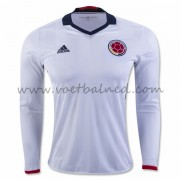 Voetbaltenue Colombia Nationale Elftal 2016 Thuisshirt Lange Mouw..
