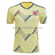 Goedkope Voetbaltenue Colombia 2020 Thuisshirt