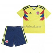 Voetbaltenue Kind Colombia 2018 Thuisshirt