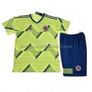 Goedkope Voetbaltenue Kind Colombia 2020 Thuisshirt