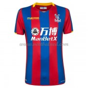 Voetbalshirts Clubs Crystal Palace 2017-18 Thuisshirt..