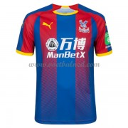 Voetbalshirts Clubs Crystal Palace 2018-19 Thuisshirt