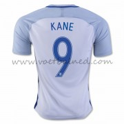 Voetbaltenue England Nationale Elftal 2016 Harry Kane 9 Thuisshirt..