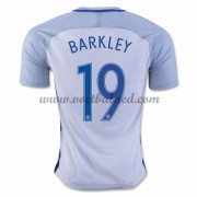 Voetbaltenue England Nationale Elftal 2016 Ross Barkley 20 Thuisshirt..