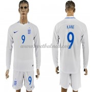 Voetbaltenue England 2018 Harry Kane 9 Thuisshirt Lange Mouw..