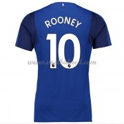 Voetbalshirts Clubs Everton 2017-18 Wayne Rooney 10 Thuisshirt..