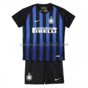 Voetbaltenue Kind Inter Milan 2018-19 Thuisshirt