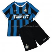 Voetbaltenue Kind Inter Milan 2019-20 Thuisshirt