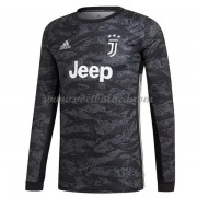 Voetbalshirts Clubs Juventus 2019-20 Keeper Thuisshirt Lange Mouw