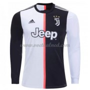 Voetbalshirts Clubs Juventus 2019-20 Thuisshirt Lange Mouw