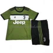 Voetbaltenue Kind Juventus 2017-18 Third Shirt..