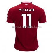 Voetbalshirts Clubs Liverpool 2018-19 Mohamed Salah 11 Thuisshirt