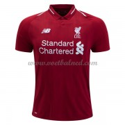 Voetbalshirts Clubs Liverpool 2018-19 Thuisshirt