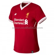Goedkope Voetbalshirts Dames Liverpool 2017-18 Thuisshirt..