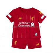 Voetbaltenue Kind Liverpool 2019-20 Thuisshirt